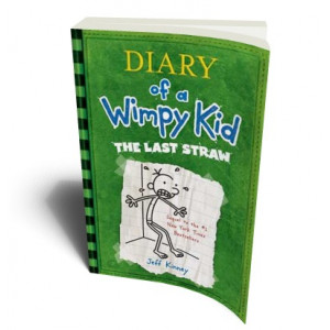 DIARY OF A WIMPY KID 3/LAST STRAW
