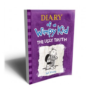 DIARY OF A WIMPY KID 5/UGLY TRUTH N/E | KINNEY, JEFF