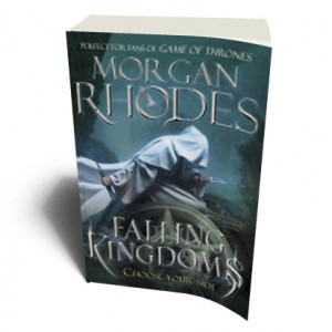 FALLING KINGDOMS / REBEL SPRING BK2 | RHODES, MORGAN