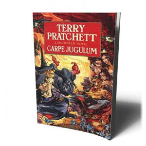 CARPE JUGULUM | PRATCHETT, TERRY