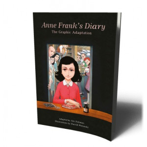 ANNE FRANK GRAPHIC DIARY | FRANK, ANNE