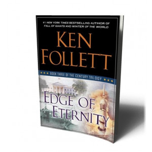 EDGE OF ETERNITY | FOLLETT, KEN