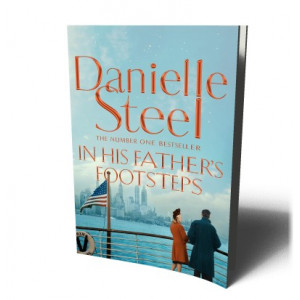 IN HIS FATHER'S FOOTSTEPS   STEEL, DANIELLE