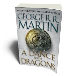 DANCE WITH DRAGONS:SONG/ICE 5 | MARTIN, GEORGE R.R.
