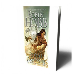 ROYAL ASSASSIN/FARSEER 2 | HOBB, ROBIN