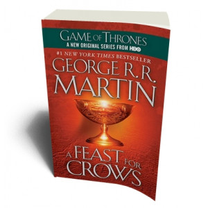 FEAST FOR CROWS:SONG/ICE 4 | MARTIN, GEORGE