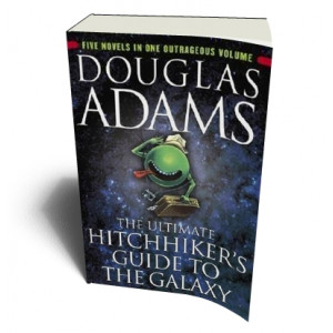 ULTIMATE HITCHHIKER'S GDE TO THE GALAXY | ADAMS, DOUGLAS