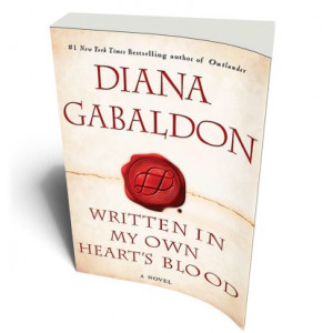 WRITTEN IN MY OWN HEART | GABALDON, DIANA
