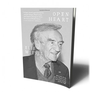OPEN HEART | WIESEL, ELIE