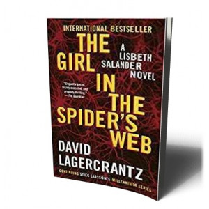 GIRL IN THE SPIDER'S WEB | LAGERCRANTZ, DAVID