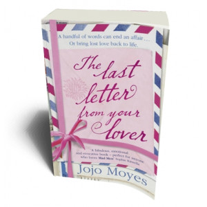 LAST LETTER FROM YOUR LOVER | MOYES, JOJO