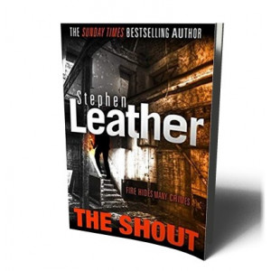 SHOUT   LEATHER, STEPHEN