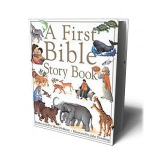 FIRST BIBLE STORY BK |