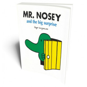 MR NOSEY & THE BIG SURF |