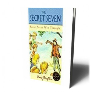 WIN THROUGH SECRET SEVEN | BLYTON, ENID