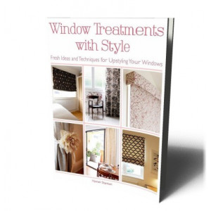 WINDOW TREATMENTS WITH STYLE | STANTON, HANNAH
