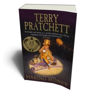 MAKING MONEY | PRATCHETT, TERRY