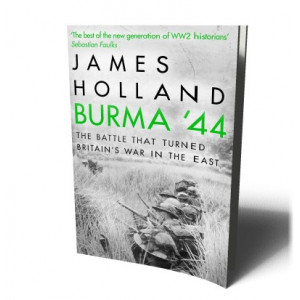 BURMA 44 | HOLLAND, JAMES
