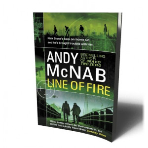 LINE OF FIRE | MCNAB, ANDY