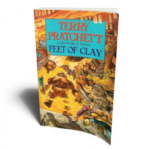 FEET OF CLAY | PRATCHETT T.
