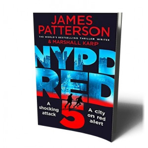 NYPD RED 5 | PATTERSON, JAMES