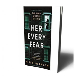 HER EVERY FEAR | SWANSON, PETER