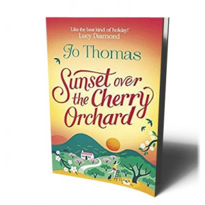 SUNSET OVER THE CHERRY ORCHARD   THOMAS, JO