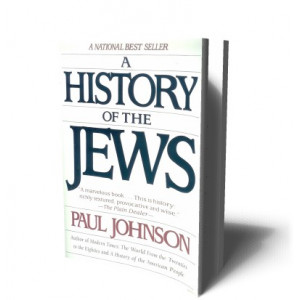 HISTORY OF THE JEWS | JOHNSON, PAUL