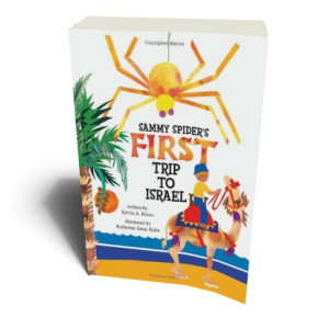 SAMMY SPIDER'S FIRST TRIP TO ISRAEL | ROUSS S.