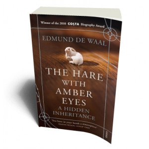 HARE WITH AMBER EYES | DE WAAL, EDMUND