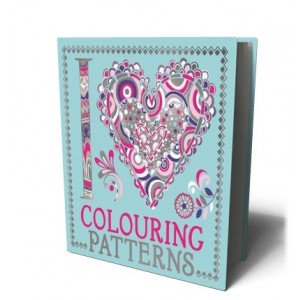 I HEART COLOURING PATTERNS |