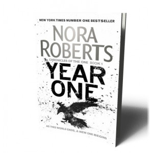 YEAR ONE - CHRONICLES OF THE ONE BK 1   ROBERTS, NORA