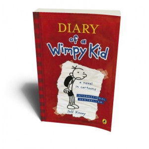 DIARY OF A WIMPY KID 1 | KINNEY, JEFF