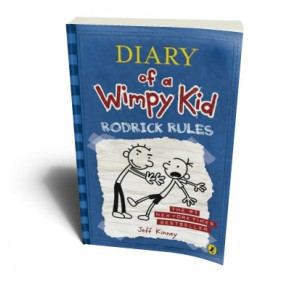 DIARY OF A WIMPY KID 2/RODRICK RULES | KINNEY, JEFF