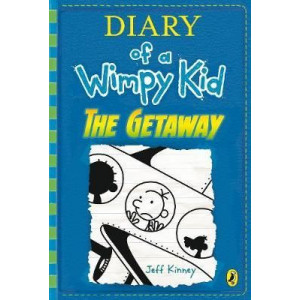 DIARY OF A WIMPY KID 12: THE GETAWAY | KINNEY, JEFF