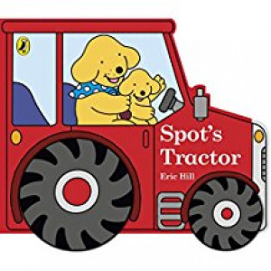 SPOT'S TRACTOR | HILL, ERIC