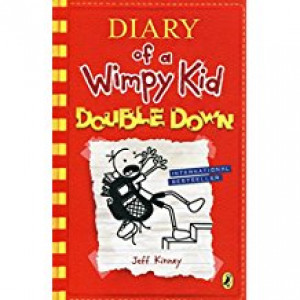 DIARY OF A WIMPY KID 11 DOUBLE DOWN N/E | KINNEY, JEFF