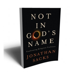 NOT IN GOD'S NAME | SACKS JONATHAN