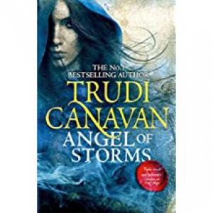 ANGEL OF STORMS | CANAVAN, TRUDI