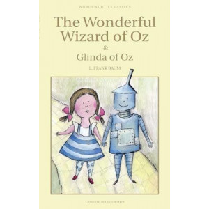 WONDERFUL WIZARD OF OZ &GLINDA OF OZ |