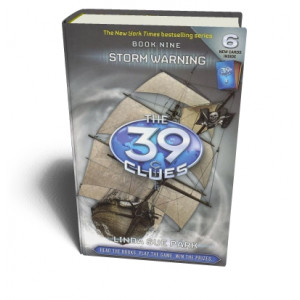 39 CLUES 9/ STORM WARNING