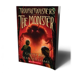 TROUBLETWISTERS BK2 / MONSTER | NIX, GARTH/WILLIAMS, SEAN