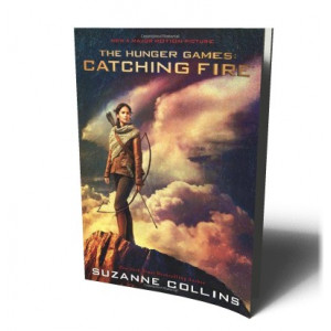 HUNGER GAMES 2/CATCHING FIRE (TIE-IN)   COLLINS, SUZANNE