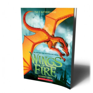 WINGS OF FIRE / ESCAPING PERIL BK8 | SUTHERLAND, TUI