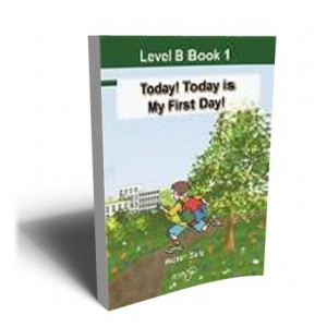 BOOK 1 -TODAY IS MY FIRST DAY L2   MEITAR SELA