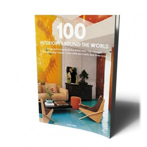 100 INTERIORS AROUND THE WORLD 2VOL SET |