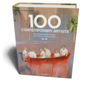 100 CONTEMPORARY ARTISTS 2VOL SET |