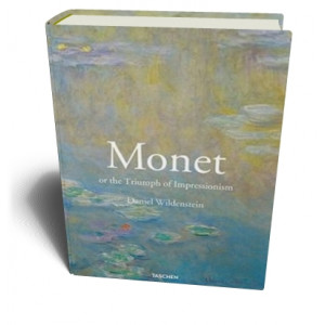 MONET OR THE TRIUMPH OF IMPRESSIONISM |