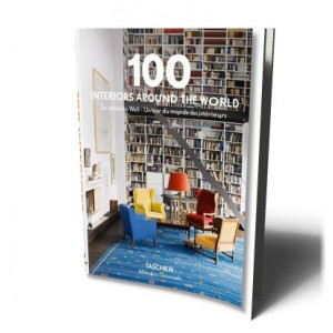 100 INTERIORS WORLD |