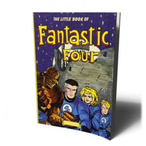 LITTLE BOOK OF FANTASTIC FOUR | THOMAS, ROY